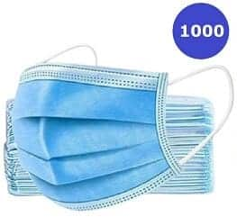 GS-Medical-Surgical-Disposable-Face-Mask-3 Layer-Ear-Loop-Soft-Breathable-1000-gsmedic.com-600x300
