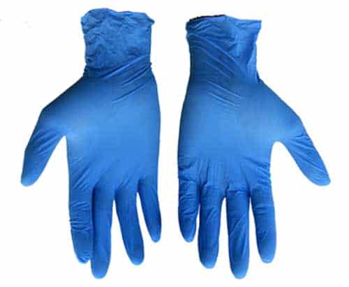 Disposable Nitrile Gloves-Large
