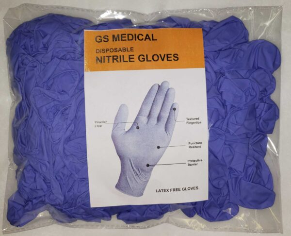 GS-Medical-disposable-nitrile-gloves
